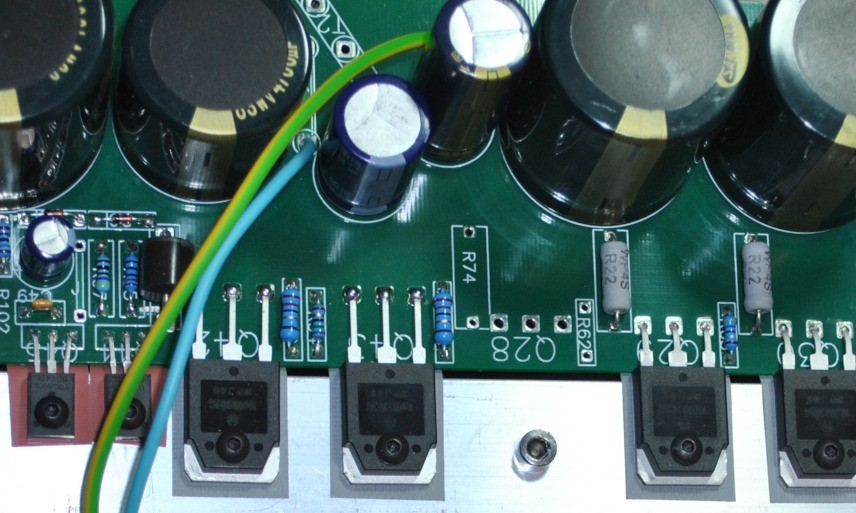 Fastpower - High Speed Discrete Regulated Power Supply