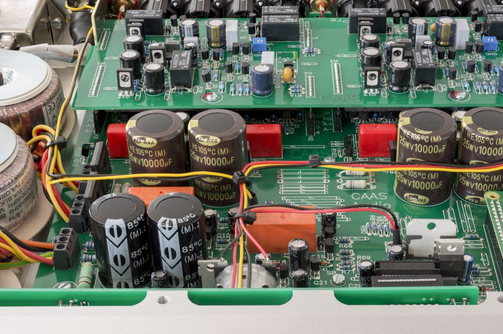 "Switched Amplifier Modules ""SAM"""