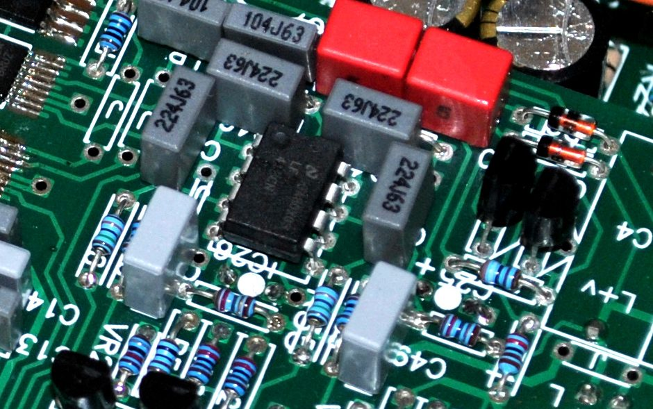 NIDS - Non-Intrusive DC Servo System
