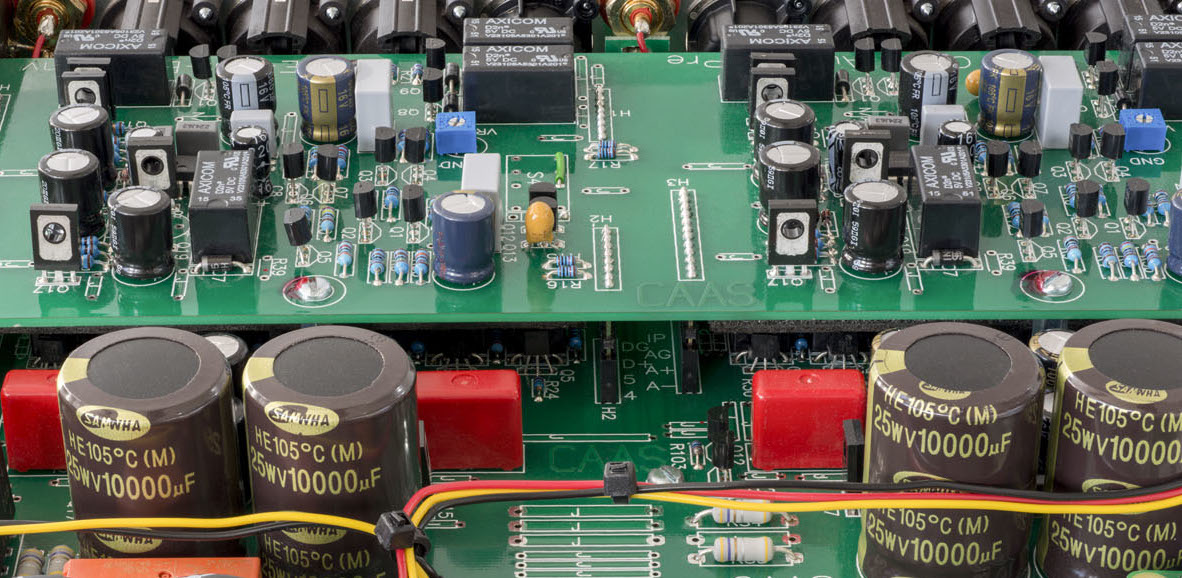 SAM - Switched Amplifier Modules